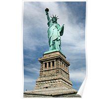 Statue of Liberty, New York, USA Poster