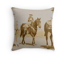 cowboys Throw Pillow