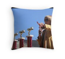 Old Town Riverfest 18 Throw Pillow
