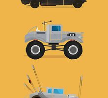 Fury Road by AtomicChild