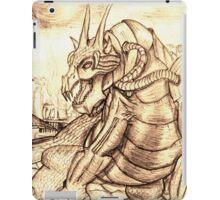 Dragon Vigil iPad Case/Skin
