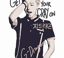 G-Dragon by ScissorCrazy