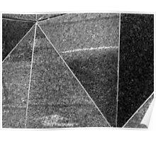 pyramid deconstruction Poster