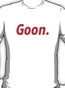 Goon-Red T-Shirt
