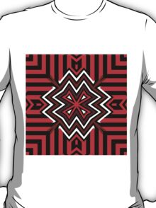 Norse Cross Red T-Shirt