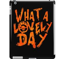 What a Lovely Day - Max iPad Case/Skin