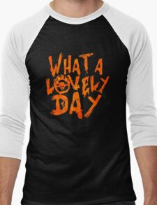 What a Lovely Day - Max Men's Baseball ¾ T-Shirt
