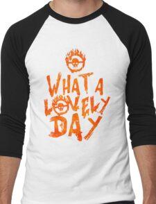 What a Lovely Day - Warrior Men's Baseball ¾ T-Shirt