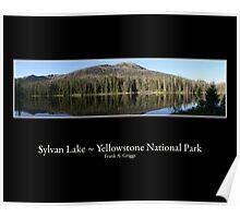 Sylvan Lake Three Poster