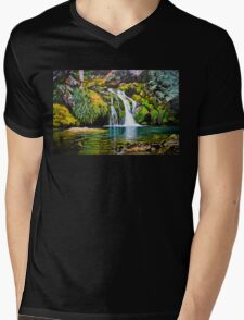 Dreamscape by Jane Ianniello Mens V-Neck T-Shirt