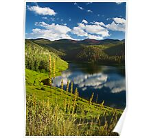 Sylvan Lake, Colorado Poster