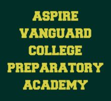ASPIRE VANGUARD COLLEGE PREPARATORY ACADEMY by philbeck