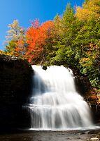 Muddy Creek Falls by LeeAnne Emrick