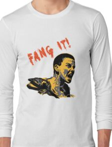 Fang It Long Sleeve T-Shirt