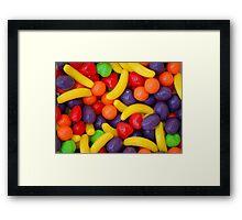 Willy Wonka Sweet Framed Print