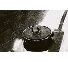 watchmen at work Photographic Print