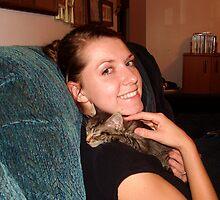 Emmy and Jasper by Jan  Tribe