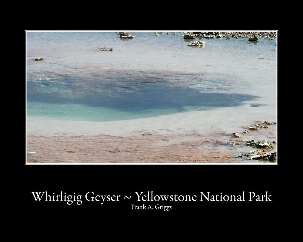 Whirligig Geyser by FrankGImages