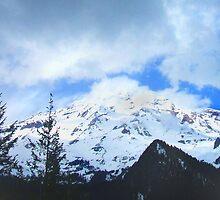 Mt. Rainier by Jess Mo