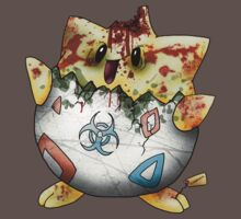 Zombie Togepi by RPGesus
