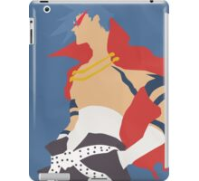 Kamina (Simplistic) iPad Case/Skin