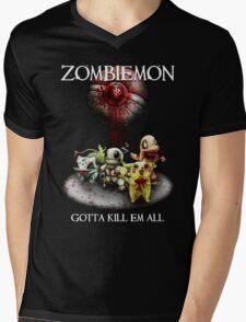 Zombiemon: Gotta Kill em All T-Shirt
