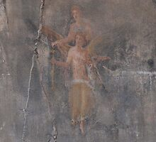 Angels of Pompei by Cathy  Walker