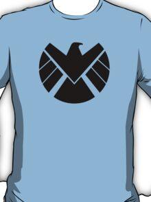 Shield Emblem [Black] T-Shirt