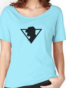 Dino-Riders Logo Women's Relaxed Fit T-Shirt