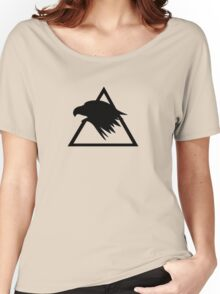 Silverhawks Logo Women's Relaxed Fit T-Shirt