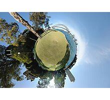 Planet Sydney Photographic Print