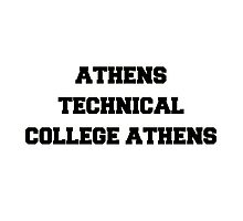 ATHENS TECHNICAL COLLEGE ATHENS by philbeck