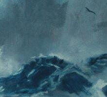 Stormy Day Sticker