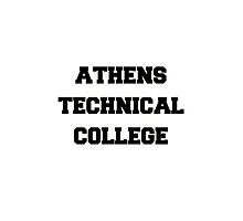ATHENS TECHNICAL COLLEGE by philbeck
