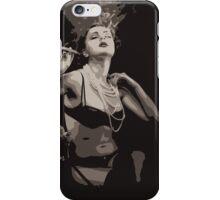 cigar Boudoir iPhone Case/Skin