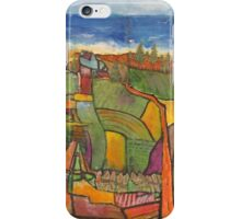 Sunset Beach 60 iPhone Case/Skin