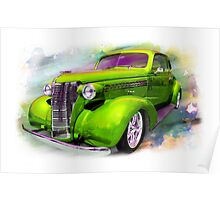 38 Chevy Poster