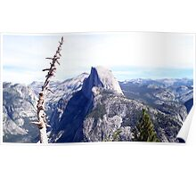 Glorious Half Dome Poster