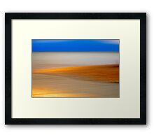 Lake Constance Framed Print