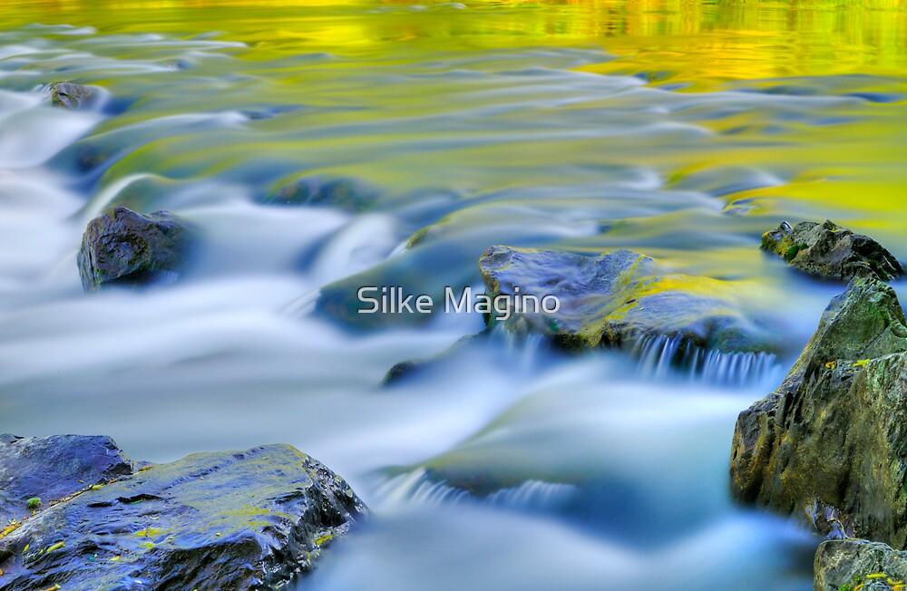 Argen River by Silke Magino