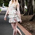 Jodie - Treasury Gardens Shoot 1 by Stephen Colquitt