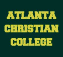 ATLANTA CHRISTIAN COLLEGE by philbeck