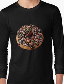 donut Long Sleeve T-Shirt