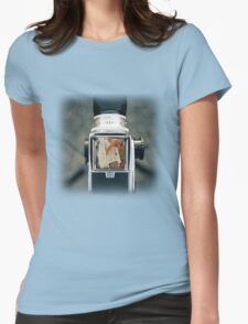 film camera Womens Fitted T-Shirt