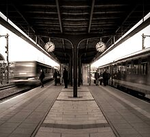 Where do you see yourself in 5 Minutes? by Manisch