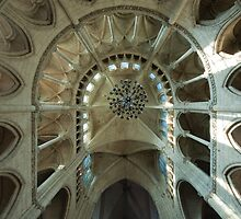 Cathedrale St-Gervais/St-Protais 2 by Chris Tarling