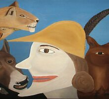 All God's Creatures by C J Lewis