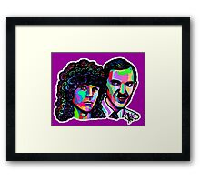 Who don't like SPARKS Framed Print