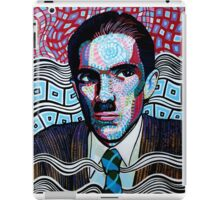 Ron Mael is awesome iPad Case/Skin