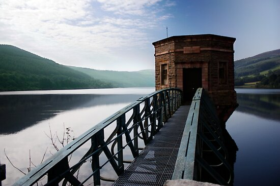 Talybont Reservoir by Andy Mulley